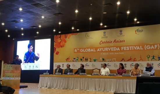 Curtain Raiser of Global Ayurveda Festival_3