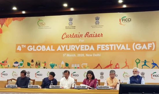 Curtain Raiser of Global Ayurveda Festival_6